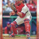 Carlos Ruiz 2015 Topps #233 Philadelphia Phillies Baseball Card
