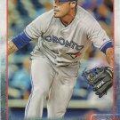 Sergio Santos 2015 Topps #96 Toronto Blue Jays Baseball Card