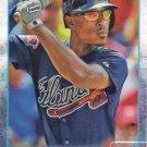 B.J. Upton 2015 Topps #184 Atlanta Braves Baseball Card
