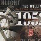 Ted Williams 2015 Topps 'Highlights of the Year' #H-8 Boston Red Sox Baseball Card