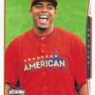 Nelson Cruz 2014 Topps Update #US233 Baltimore Orioles Baseball Card