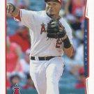 Erick Aybar 2014 Topps #369 Los Angeles Angels Baseball Card