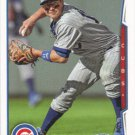 Darwin Barney 2014 Topps #183 Chicago Cubs Baseball Card