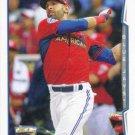 Jose Bautista 2014 Topps Update #US-173 Toronto Blue Jays Baseball Card