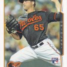 Mike Belfiore 2014 Topps Rookie #516 Baltimore Orioles Baseball Card