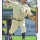 Joaquin Benoit 2014 Topps #223 Detroit Tigers Baseball Card