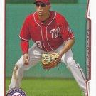 Asdrubal Cabrera 2014 Topps Update #US-138 Washington Nationals Baseball Card