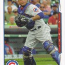 Wellington Castillo 2014 Topps #561 Chicago Cubs Baseball Card