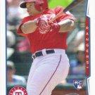 Michael Choice 2014 Topps Update Rookie #US-241 Texas Rangers Baseball Card