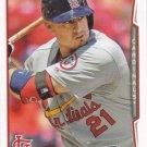 Allen Craig 2014 Topps #481 St. Louis Cardinals Baseball Card