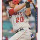 C.J. Cron 2014 Topps Update Rookie #US-149 Los Angeles Angels Baseball Card