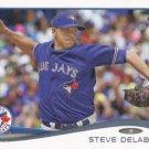 Steve Delabar 2014 Topps #461 Toronto Blue Jays Baseball Card