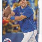 Mark DeRosa 2014 Topps #273 Toronto Blue Jays Baseball Card