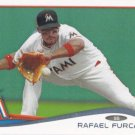 Rafael Furcal 2014 Topps #506 Miami Marlins Baseball Card