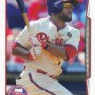 Tony Gwynn Jr. 2014 Topps Update #US-181 Philadelphia Phillies Baseball Card