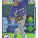J.A. Happ 2014 Topps #462 Toronto Blue Jays Baseball Card