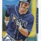Matt Joyce 2014 Topps #85 Tampa Bay Rays Baseball Card