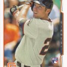 Roger Kieschnick 2014 Topps Rookie #430 San Francisco Giants Baseball Card