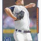 Ian Krol 2014 Topps Update #US-316 Detroit Tigers Baseball Card
