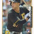 Andrew Lambo 2014 Topps Rookie #54 Pittsburgh Pirates Baseball Card