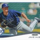 Jake McGee 2014 Topps Update #US-291 Tampa Bay Rays Baseball Card