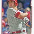 Wil Nieves 2014 Topps Update #US-77 Philadelphia Phillies Baseball Card