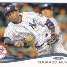 Eduardo Nunez 2014 Topps #246 New York Yankees Baseball Card