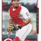 Brayan Pena 2014 Topps Update #US-248 Cincinnati Reds Baseball Card