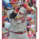 A.J. Pierzynski 2014 Topps Update #US-145 St. Louis Cardinals Baseball Card