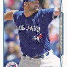 Todd Redmond 2014 Topps #84 Toronto Blue Jays Baseball Card