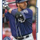 Rene Rivera 2014 Topps Update #US-261 San Diego Padres Baseball Card