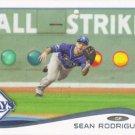 Sean Rodriguez 2014 Topps #359 Tampa Bay Rays Baseball Card