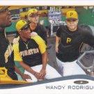 Wandy Rodriguez 2014 Topps #522 Pittsburgh Pirates Baseball Card