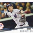 Brendan Ryan 2014 Topps Update #US-231 New York Yankees Baseball Card