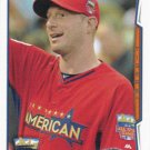 Max Scherzer 2014 Topps Update #US-269 Detroit Tigers Baseball Card