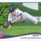 Nate Schierholtz 2014 Topps #59 Chicago Cubs Baseball Card