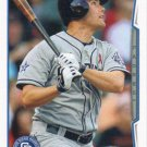 Seth Smith 2014 Topps Update #US-81 San Diego Padres Baseball Card