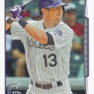 Drew Stubbs 2014 Topps Update #US-41 Colorado Rockies Baseball Card