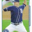Eric Stults 2014 Topps #234 San Diego Padres Baseball Card