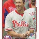 Steve Susdorf 2014 Topps Rookie #498 Philadelphia Phillies Baseball Card
