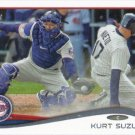 Kurt Suzuki 2014 Topps Update #US-230 Minnesota Twins Baseball Card