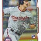 Zach Walters 2014 Topps Rookie #337 Washington Nationals Baseball Card