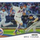 Eric Young Jr 2014 Topps #436 New York Mets Baseball Card