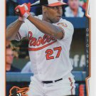 Delmon Young 2014 Topps Update #US-160 Baltimore Orioles Baseball Card