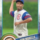 Tom Morello 2015 Topps 'First Pitch' #FP-11 Baseball Card