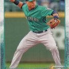 Robinson Cano 2015 Topps #450 Seattle Mariners Baseball Card