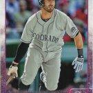 Daniel Descalso 2015 Topps #587 Colorado Rockies Baseball Card
