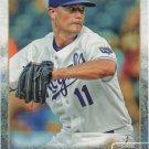 Jeremy Guthrie 2015 Topps #235 Kansas City Royals Baseball Card