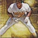 Rickey Henderson 2015 Topps Archetypes #A-1 Oakland Athletics Baseball Card