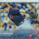 Chris Johnson 2015 Topps #283 Atlanta Braves Baseball Card